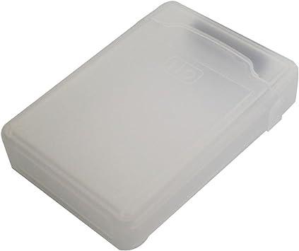CricTeQleap - Caja de Almacenamiento para Disco Duro SATA IDE (3,5 ...