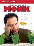 Monk: Season Seven [DVD] [Import]