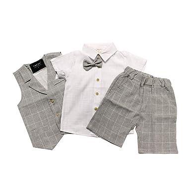 9b10889092f2a 子供 キッズ フォーマル 男の子 スーツ ベスト セット 子供スーツ フォーマルスーツ 男の子 上下セット ワイシャツ ハーフ