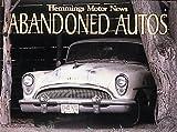 Abandoned Autos 9780917808364