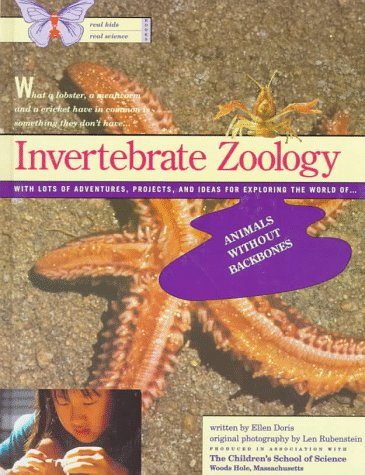 Invertebrate Zoology (Real Kids/Real Science Books)