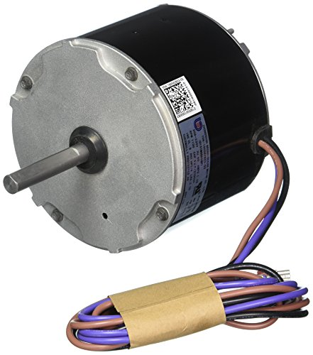 - Goodman 0131M00018PSP 1-Speed Condenser Fan Motor, 208/230 Volts, 1/4 Hp, 1,100 RPM