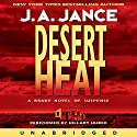 Desert Heat Audiobook by J. A. Jance Narrated by Hillary Huber
