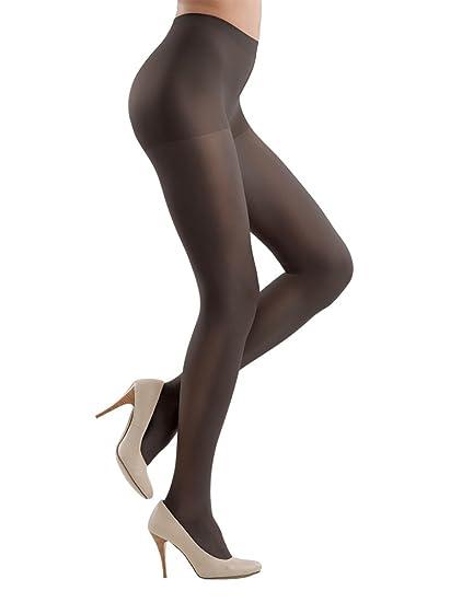 ce103696200 Conte elegant Sheer Matte Solid Color 20 Denier Pantyhose - Solo at ...