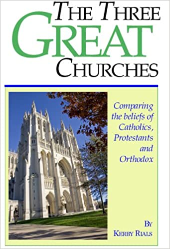 catholic and protestant churches