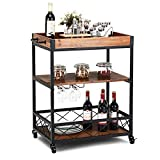 Bar Carts Review and Comparison