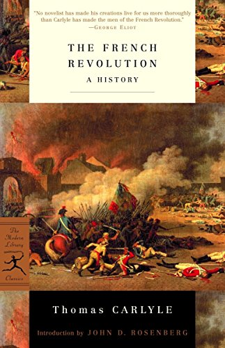 The French Revolution: A History (Modern Library Classics) (History French Revolution)