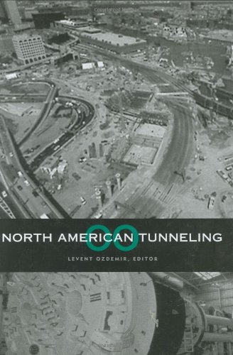North American Tunneling 2000 W/cd ROM