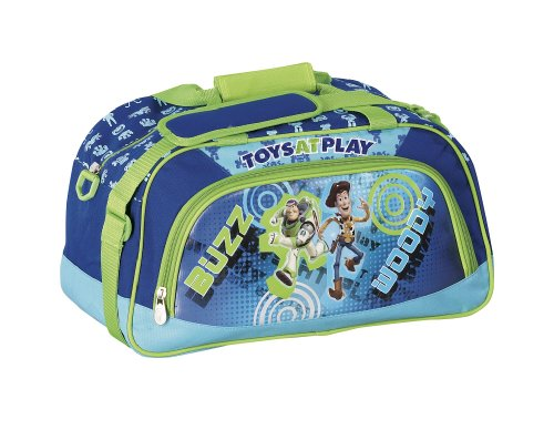 Disney By Heys Luggage Disney Toys At Play 18 Inch Soft Side Duffel Bag, Toy Story, One Size, Bags Central