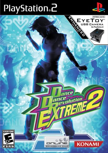 (Dance Dance Revolution Extreme 2 - PlayStation 2)