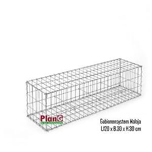 Maloja 97253–l.120X b.30X H. 30cm 97255