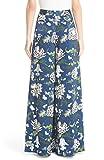 Adam Lippes Womens 10X33 Floral Dress Pants Silk