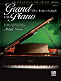Grand One-Hand Solos for Piano, Bk 2, Alfred Publishing Staff, 0739087967