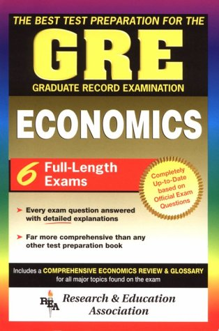 Best Test Preparation for the Gre in Economics (Gre Economics Test)