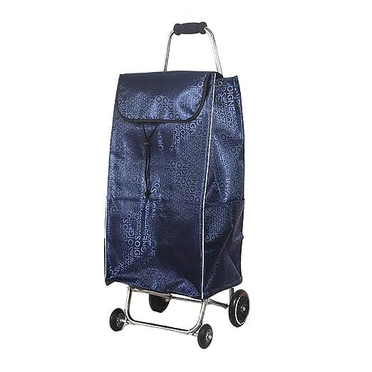 Carro de compras, carro de compras plegable portátil ...