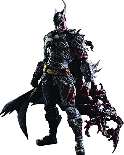 Square Enix DC Comics Variant Play Arts Kai Batman Rogues Gallery: Two-Face Action Figure by Square Enix