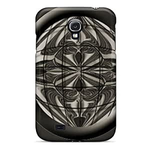 New DustinHVance Super Strong Caged 2 Tpu Case Cover For Galaxy S4