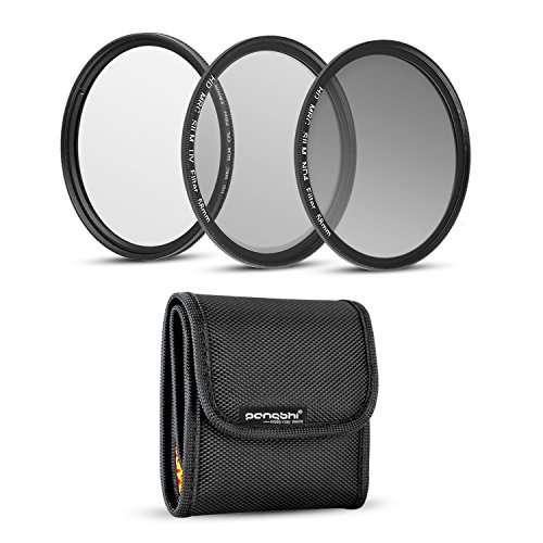 58MM Altura Photo Professional Photography Filter Kit  for C