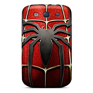 New Spiderman3 Tpu Skin Case Compatible With Galaxy S3