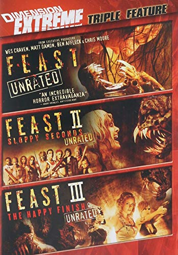 Feast 3 Pack Dvd 3 Pack Light