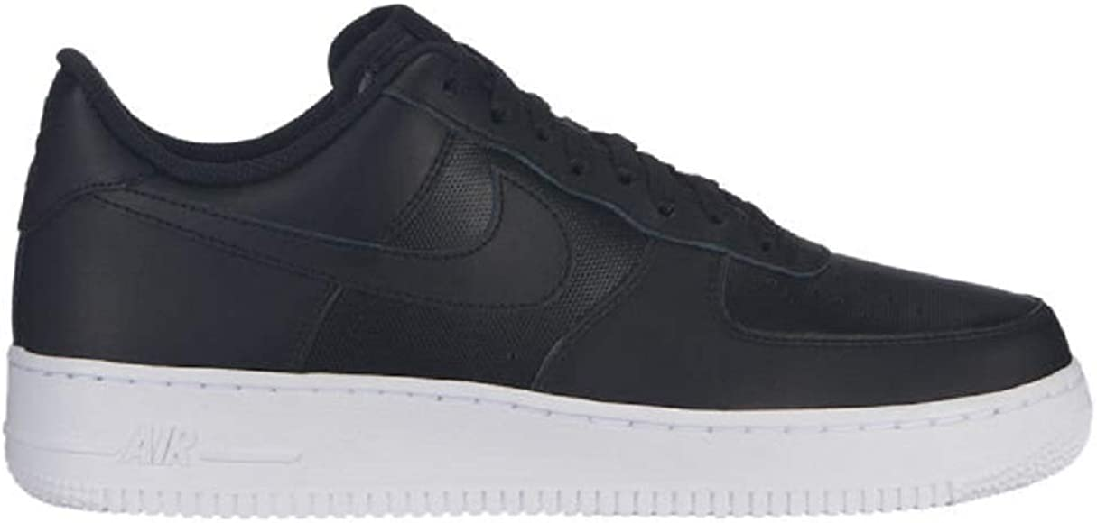 Mens Air Force 1 07 Shoe Mens Mens Aa4083 015 Size 15 BlackBlack White
