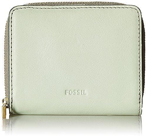 06. Fossil Emma Mini Multi - Brown Wallet