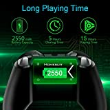 HOMESUIT Xbox One Battery Pack 2 x 2550mAh