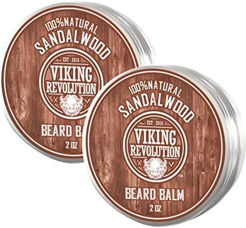 Beard Sandalwood Scent Argan Jojoba