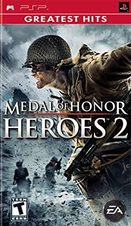 Electronic Arts Medal of Honor Heroes 2 PlayStation Portable (PSP ...