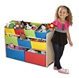 Best Delta Children Home Organizers - Cute Multi-color Deluxe Fun, Functional, Rugged and Removable Review