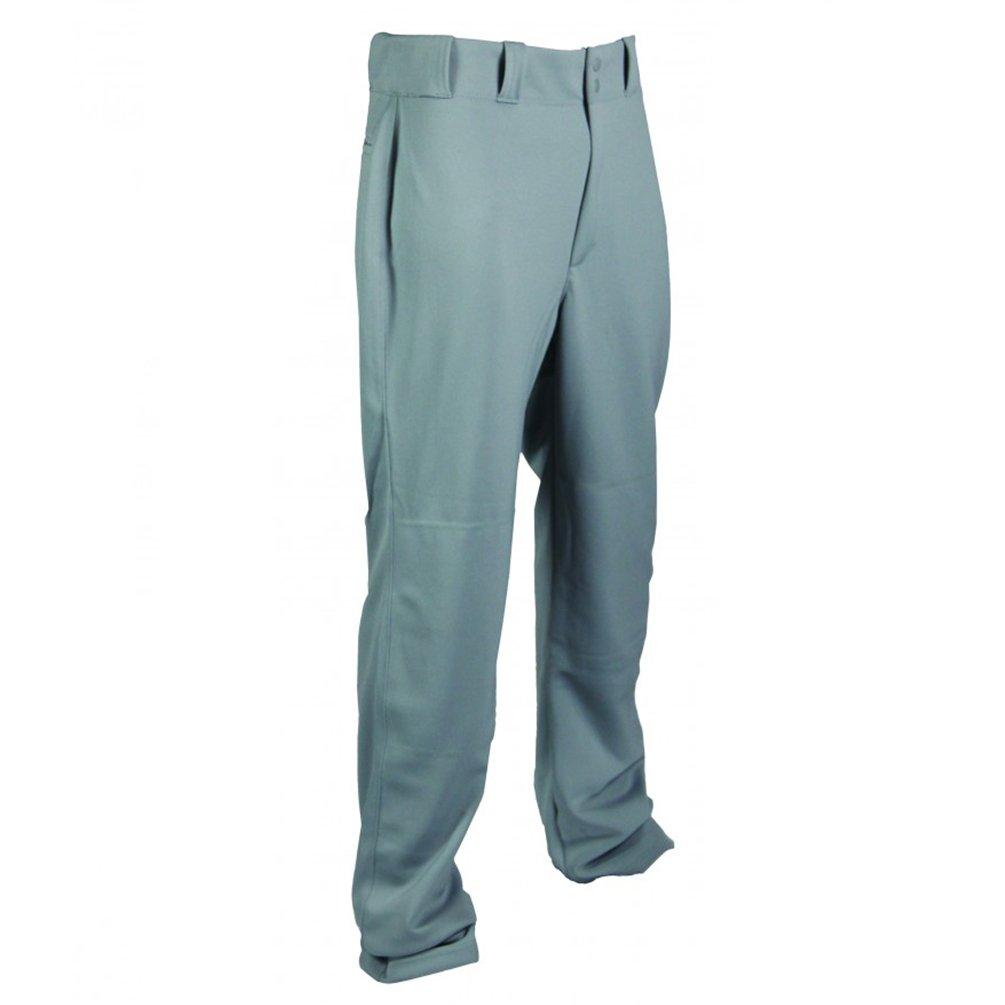 タグ大人用Relaxed Straight Leg Baseballパンツ( tsl2 a ) B07944ZRWZグレー Medium