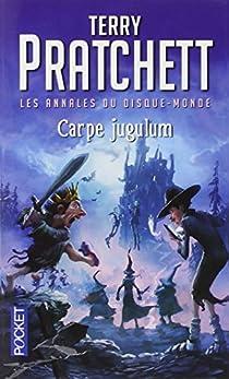 Les Annales du Disque-Monde, Tome 23 : Carpe jugulum par Pratchett