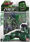 RARE DISK Marvel Disk Wars The Avengers Hyper Motions Hulk