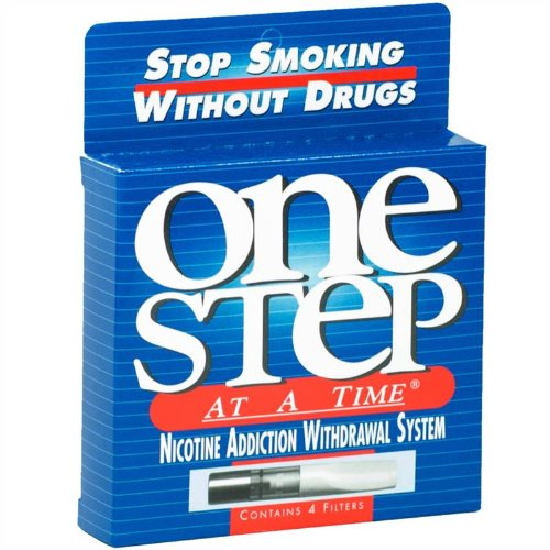One Step at a Time Nicotine Addiction Withdrawal (Nicotine Filter)