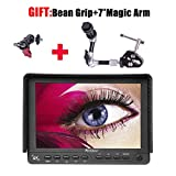 BESTVIEW S7 4K Camera Monitor External Display HDMI HD Monitoring Video TFT Field 7'' Inch DSLR LCD NO Battery