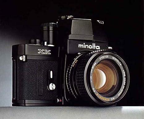 Minolta XK cámara de cine: Amazon.es: Electrónica