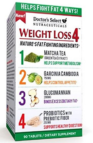 Doctor S Select Weight Loss 4 Tablets 90 Ct Pack Of 3 Buy Online In Burkina Faso Doctor S Select Nutraceuticals Products In Burkina Faso See Prices Reviews And Free Delivery Over 40 000 Cfa Desertcart