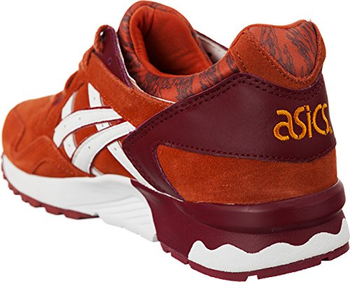 Gs Asics 5 Multicolore Lyte Gel Rouge Basket RFCx6qw6