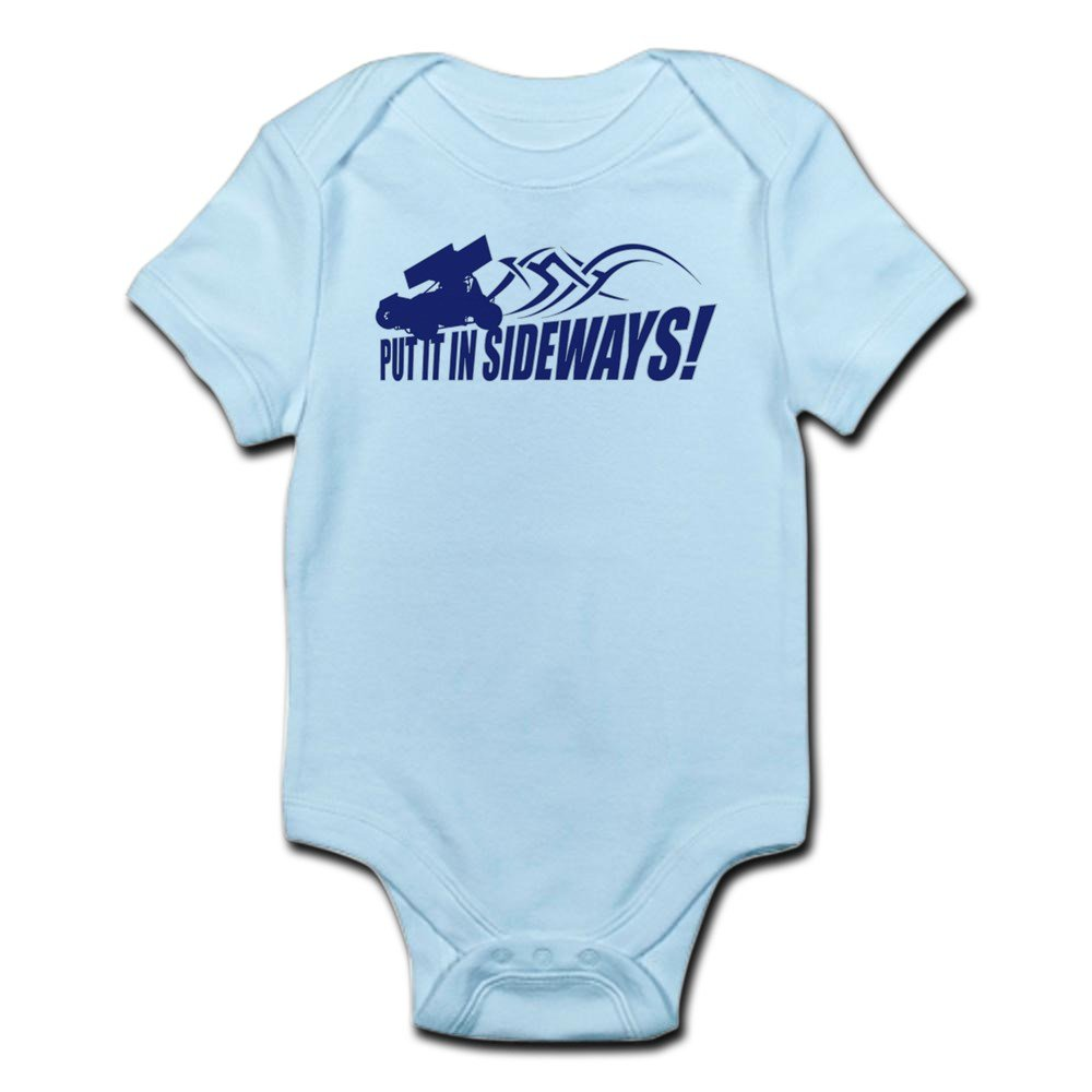 Cute Infant Bodysuit Baby Romper CafePress Put It In Sideways!
