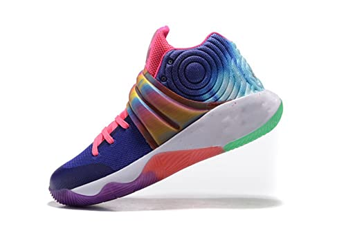 size 40 5f60c 8dbaf Kyrie 2 Rainbow Men s Casual High-Top Baseball Shoes  Amazon.ca  Sports    Outdoors