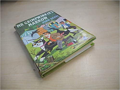 Mr Grinwinkle Marrow: Joan Drake: 9780340034491: Amazon.com ...