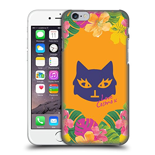 Official Cosmopolitan Lovey Tropical Hard Back Case for Apple iPhone 6 / 6s