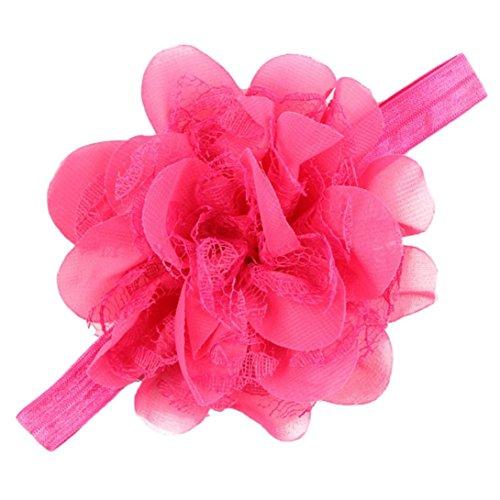 FTXJ Headband Flower Adjustable Hairband product image