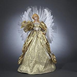 Amazon.com: Seasons of Elegance Deluxe Gold Lighted Fiber ...