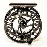Galvan Brookie Fly Reel Size 4-5 Black