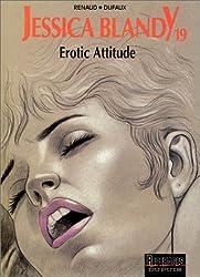 Jessica Blandy, tome 19 : Erotic attitude
