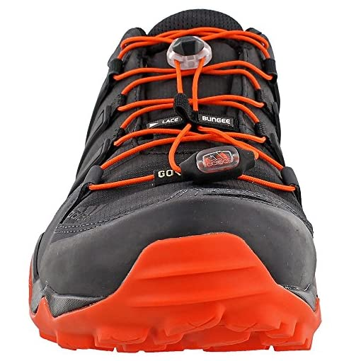 Adidas Terrex Swift R Gtx W Black/Black/Energy Women's Hiking Shoes