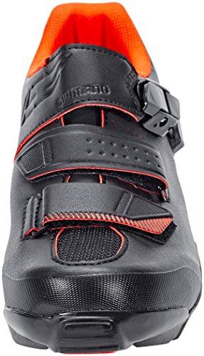 Shimano SH-ME3 - Zapatillas - Rojo/Negro Talla del Calzado 43 2018