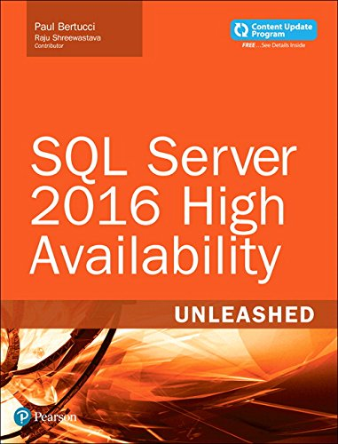 Update Server - SQL Server 2016 High Availability Unleashed (includes Content Update Program)