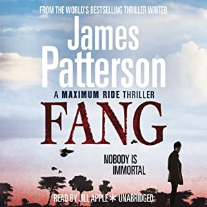 Maximum Ride: Fang Audiobook